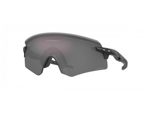 Gafas Oakley Encoder Matte Black con lentes Prizm Black