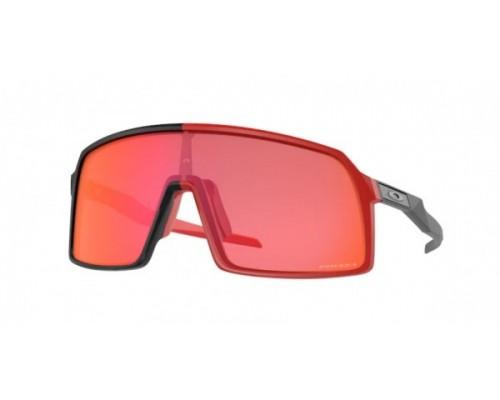 Gafas Oakley Sutro Matte Black Redline con lentes Prizm Trail Torch