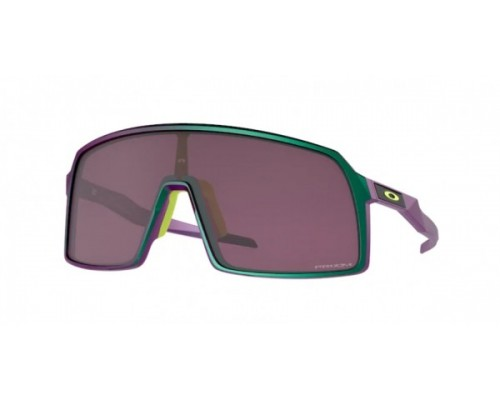 Gafas Oakley Sutro Green Purple Shift con lentes Prizm Road Black