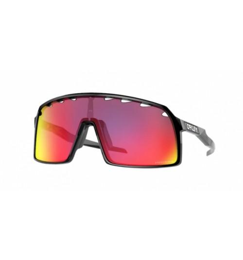 Gafas Oakley Sutro Polished Black con lentes Prizm Road