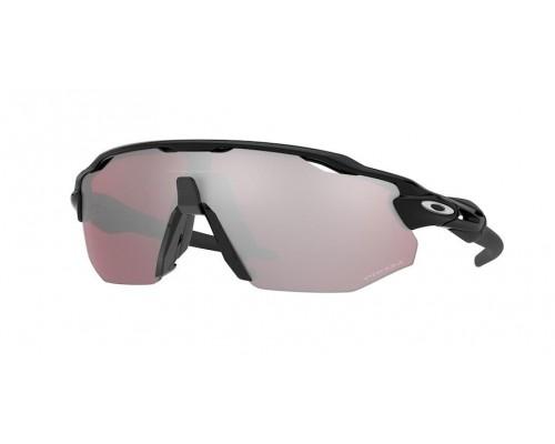 Gafas Oakley Radar EV Advancer Polished Black con lentes Prizm Snow Black Iridium