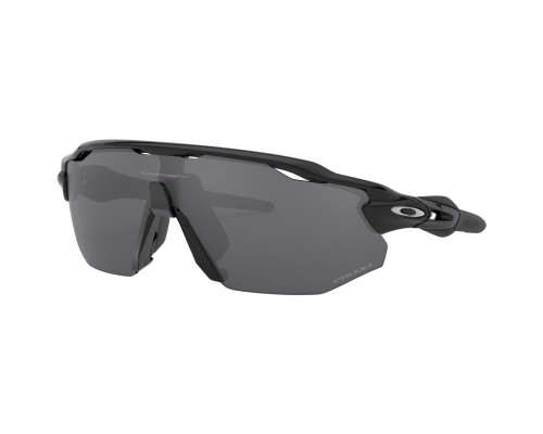 Gafas Oakley Radar EV Advancer Polished Black con lentes Prizm Black Polarized
