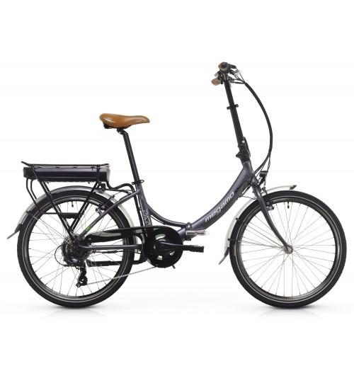 Bicicleta eléctrica Megamo Park 2021