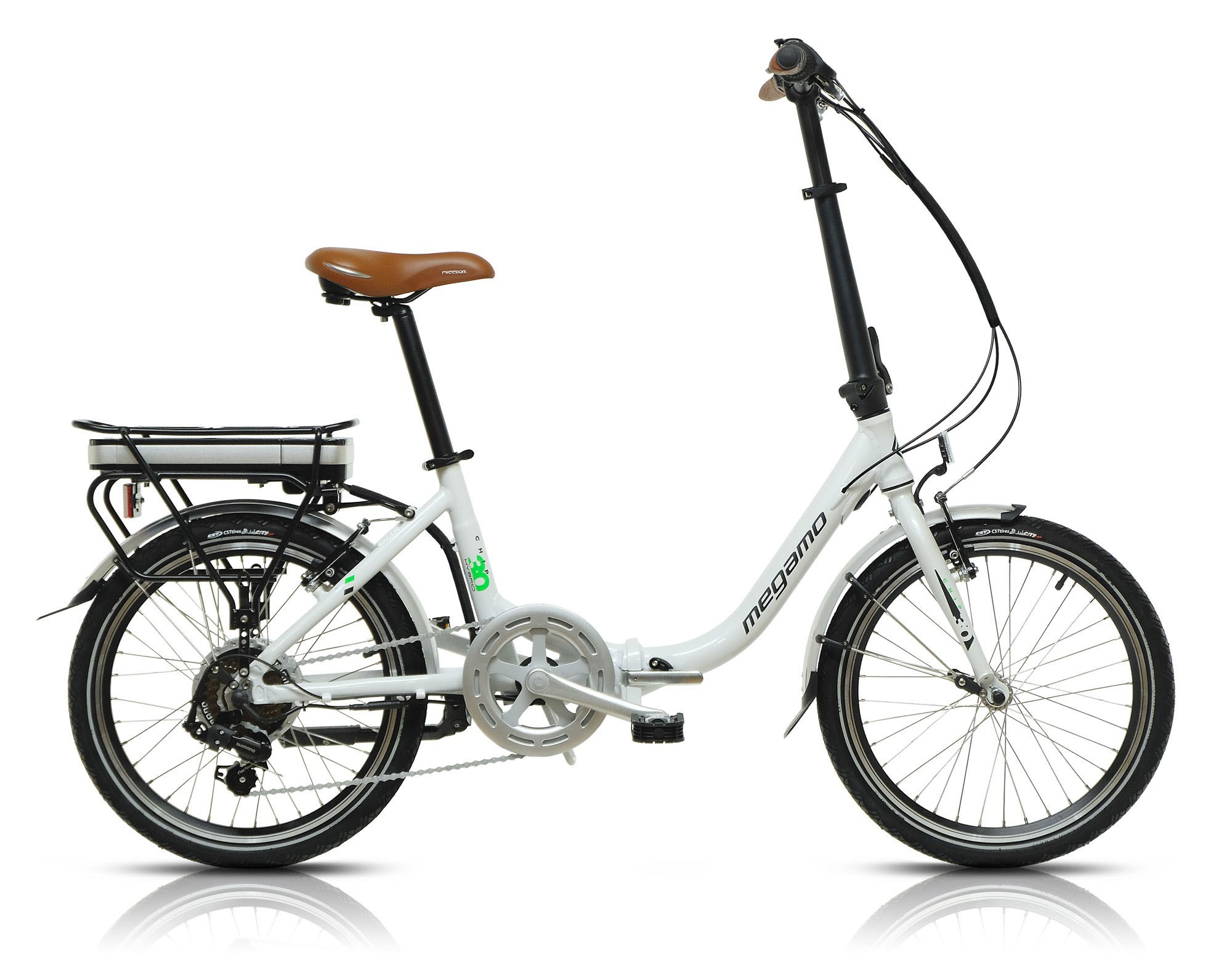 Bicicleta eléctrica Megamo Chip 3.0 2021