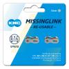 Eslabón cadena KMC 6/7/8 velocidades (2 unidades)