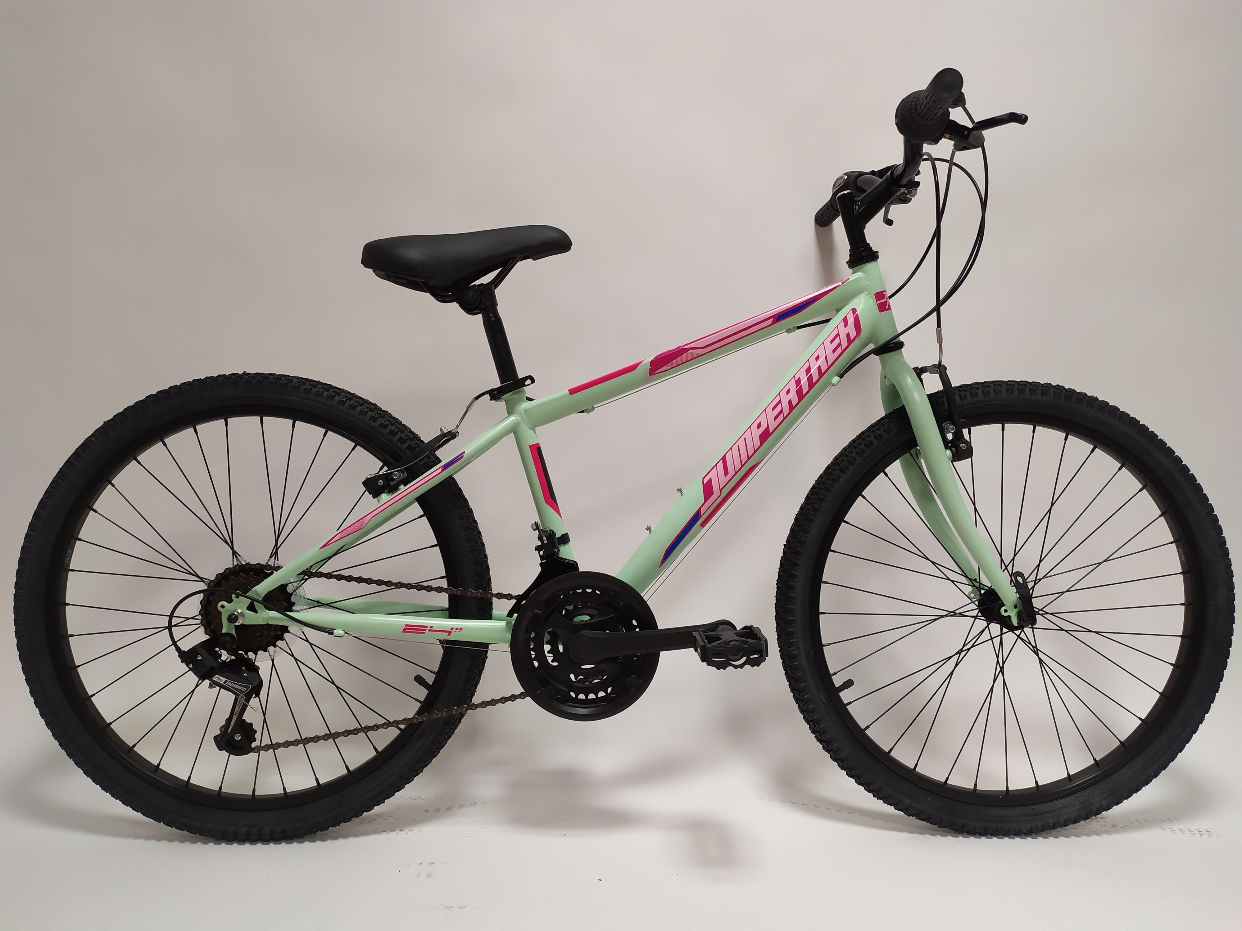 Bicicleta NEW STAR VERDE 24