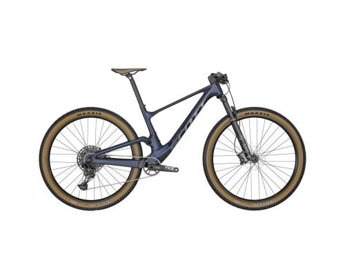 Bicicleta Scott Spark RC Comp Blue